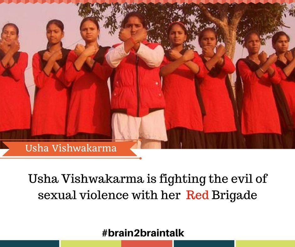 Image of Usha Vishwakarma | Interview Life Story Photo